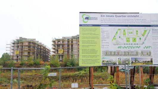 Das Bauprojekt Möckernkiez