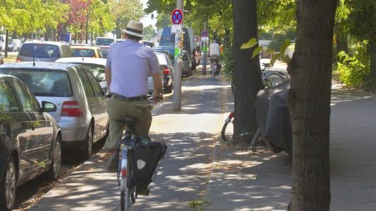 Am Mehringdamm sollen enue Radwege für mehr Sicherheit sorgen