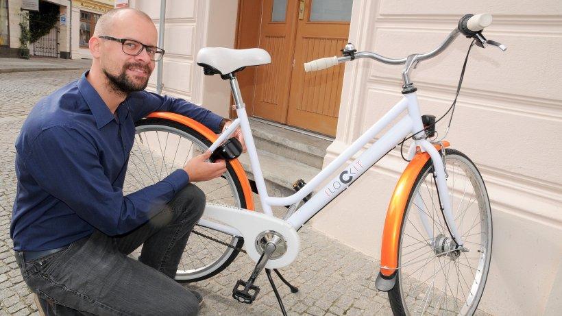 erfinder entwickeln fahrradschloss mit bluetooth schl ssel. Black Bedroom Furniture Sets. Home Design Ideas