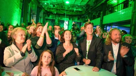 Die Grünen sind sich sicher: Eine Kenia-Koalition schließen sie aus
