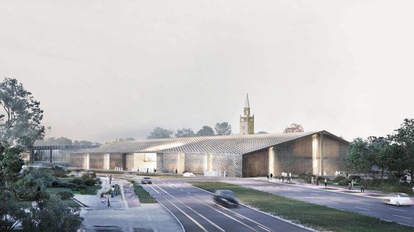 das museum der moderne wird kleiner als zun u00e4chst geplant