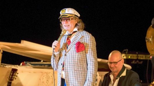 Helge Schneider auf der Bühne
