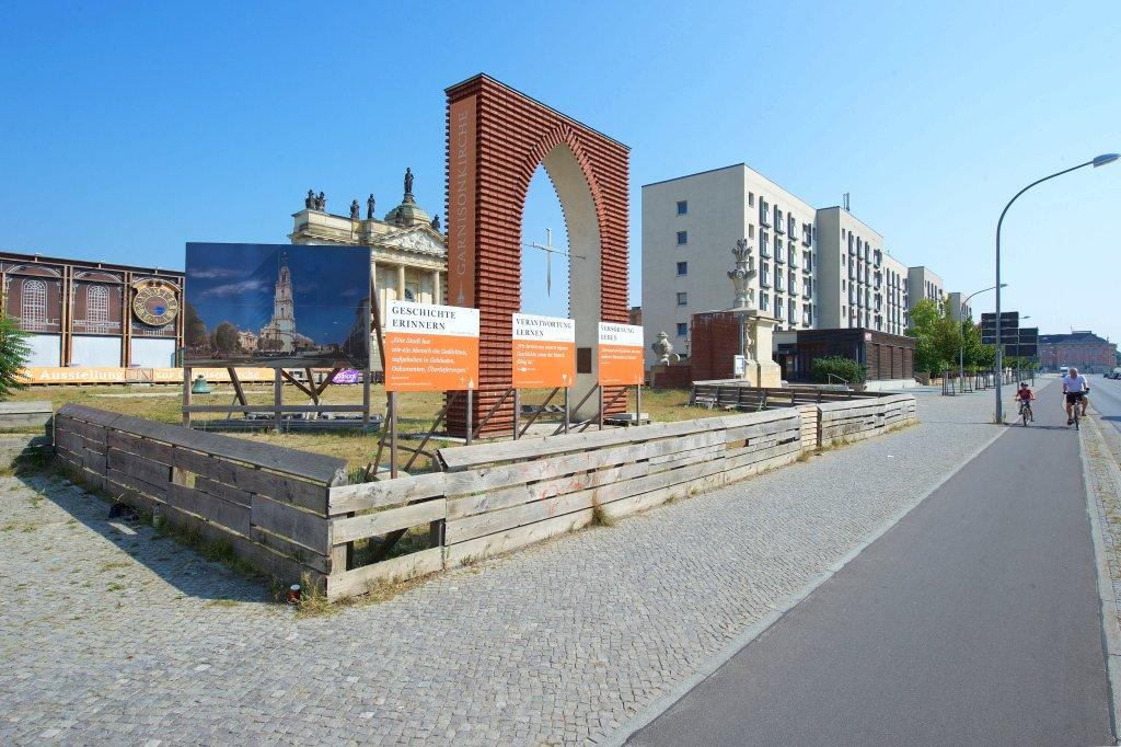 Potsdams alte Pracht vor dem Wiederaufbau - Brandenburg - Aktuelle ...