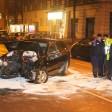 Am Fahrzeug entstand erheblicher Sachschaden