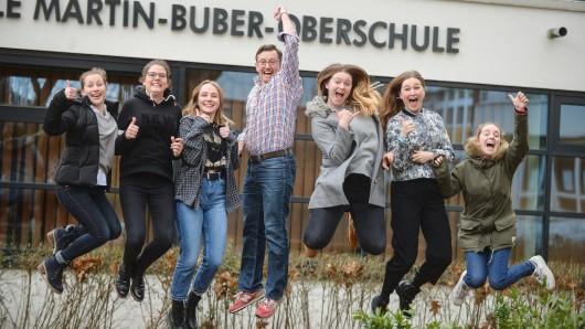 An der Martin-Buber-Oberschule in Spandau gab es berlinweit die meisten Anmeldungen