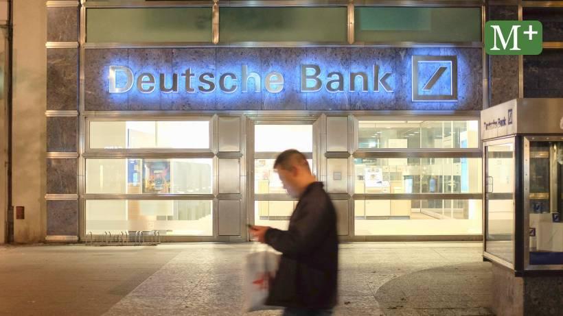 Diese Filialen Der Deutschen Bank In Berlin Mussen Schliessen Berliner Morgenpost