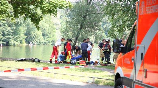 Rettungskräfte versuchten noch, den Jungen zu reanimieren - erfolglos