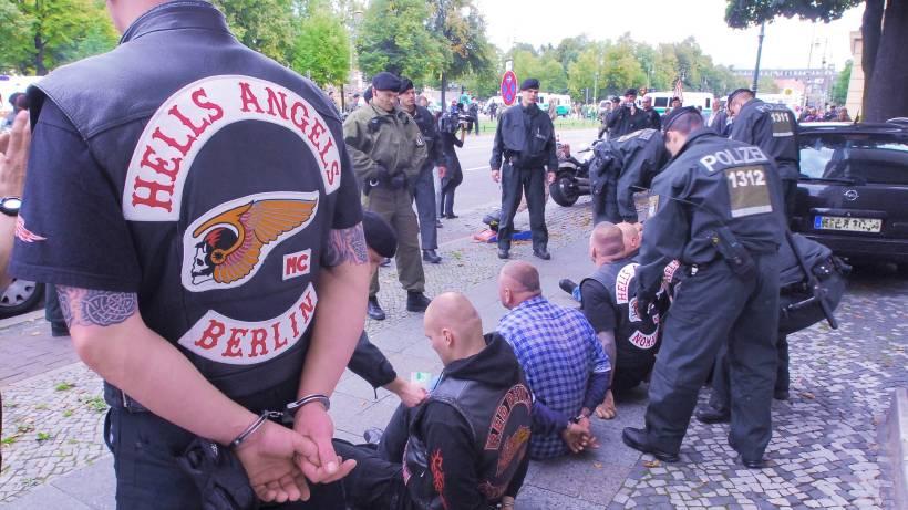Die Rockerszene In Berlin Ist Im Umbruch Berlin Aktuelle