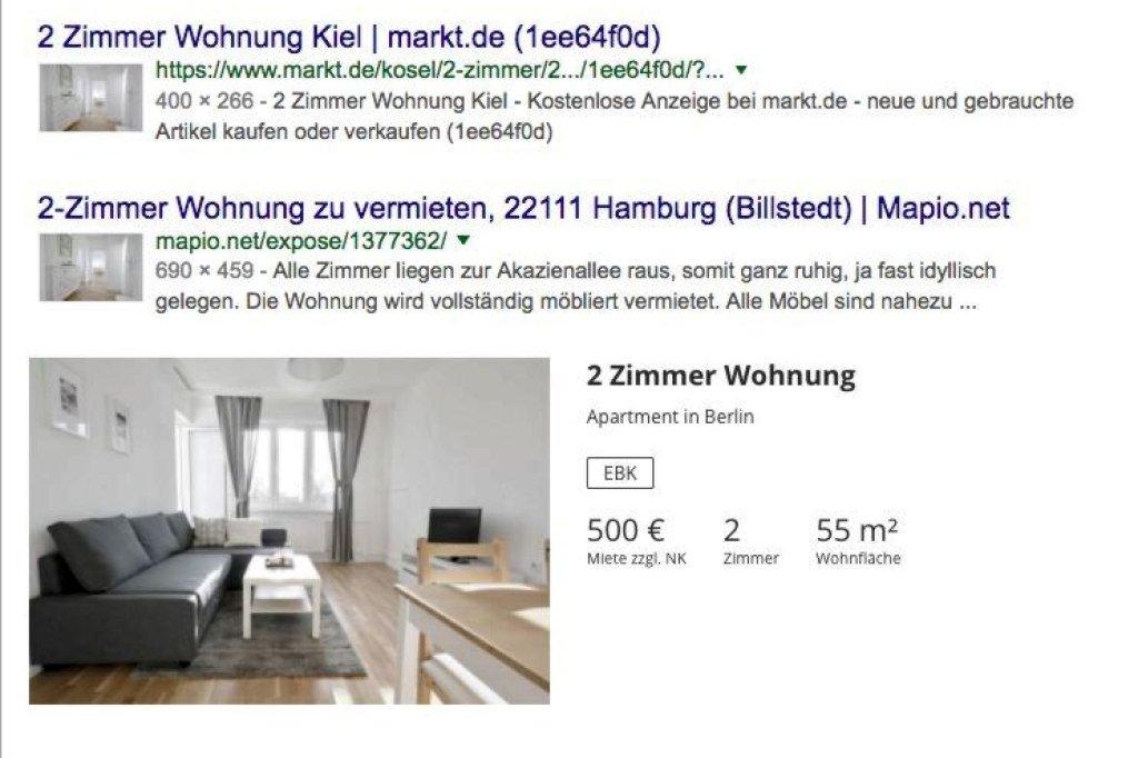Betrug mit Wohnungen - Wie man falsche Anzeigen entlarvt - Berlin ...