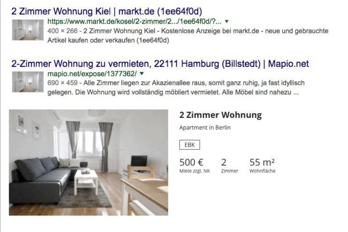 Betrug Mit Wohnungen Wie Man Falsche Anzeigen Entlarvt Berlin
