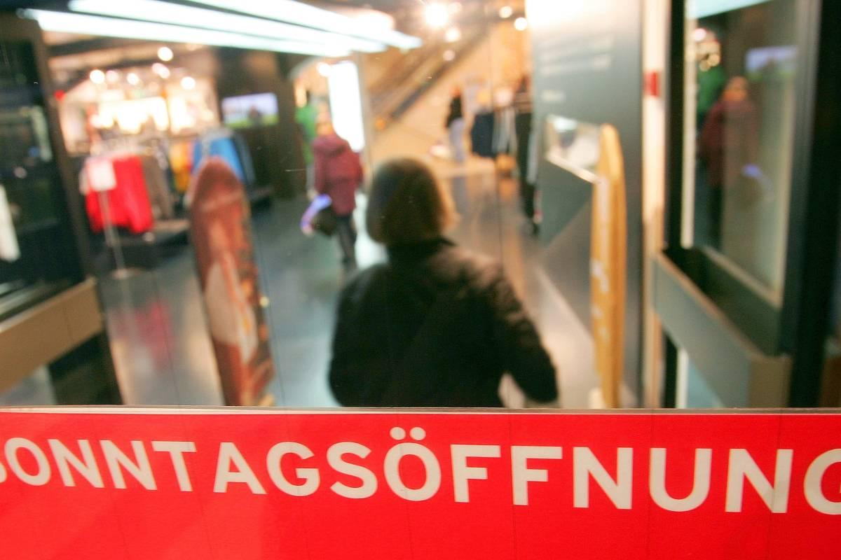 Welche Geschäfte Am Sonntag In Berlin öffnen Berlin Aktuelle