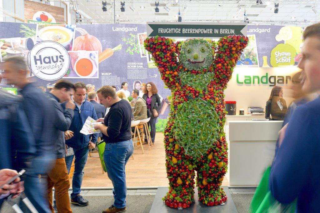 Siemens Kühlschrank Ok Aufkleber : 75.000 besucher und viel exotisches auf der fruit logistica berlin