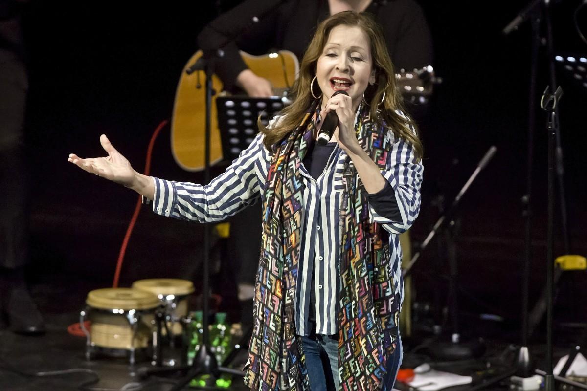 Vicky Leandros stimmt mit Konzert auf Weihnachten ein