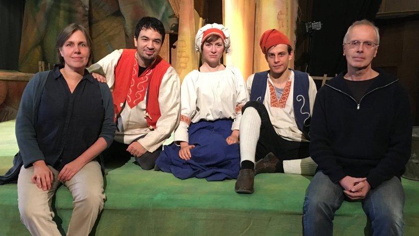 Weiter Bangen um Kinder- und Jugendtheater Morgenstern