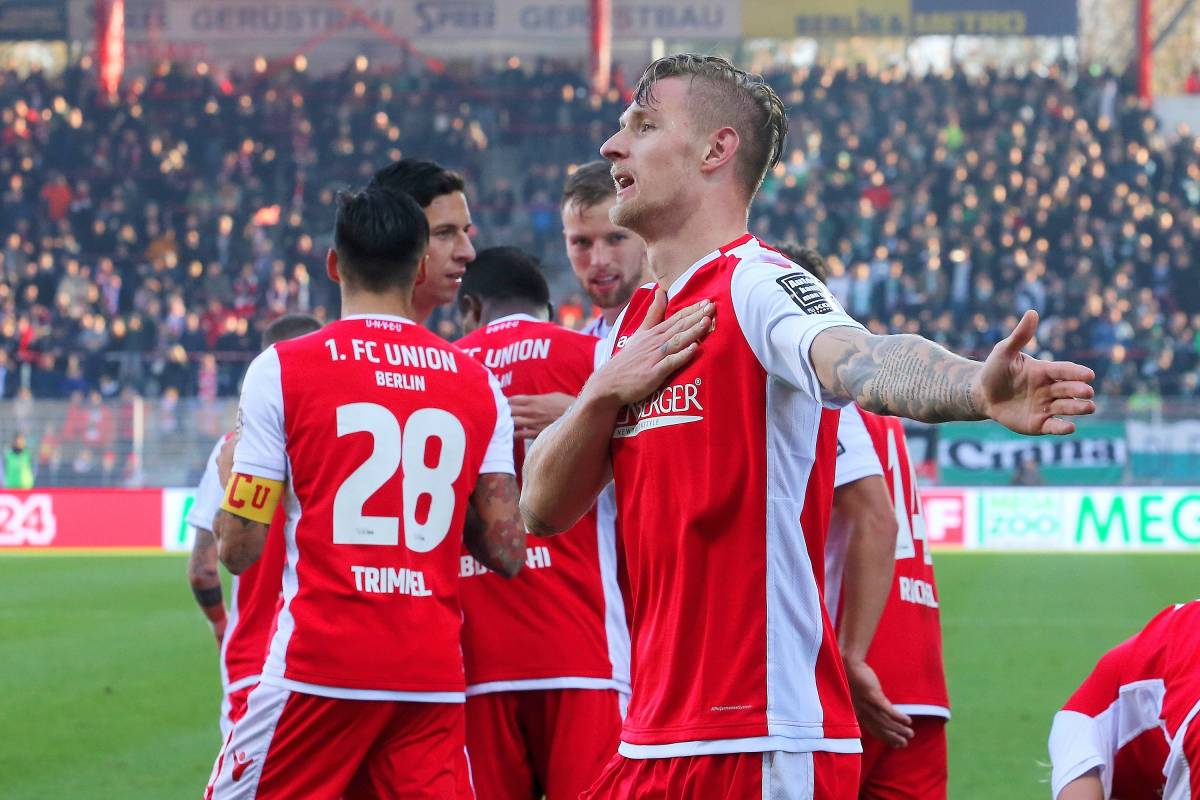 2 Bundesliga Hamburger Sv Gegen Den 1 Fc Union Berlin Live Im Tv