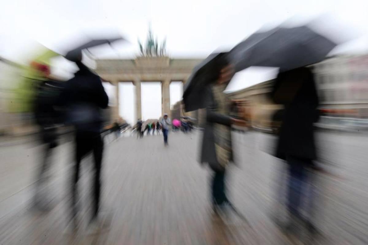 Das Wetter Am Sonnabend Den 15122018 In Berlin Berlin