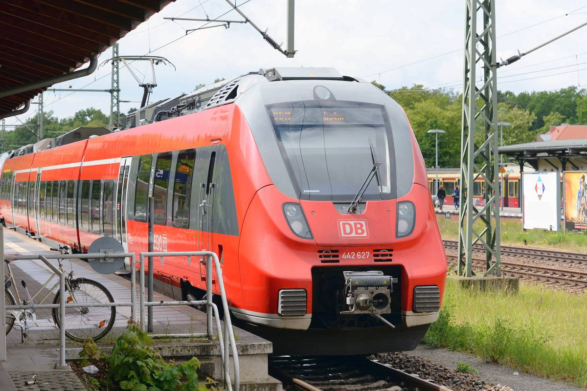Regionalbahn 21 Hält Auch Künftig In Wustermark