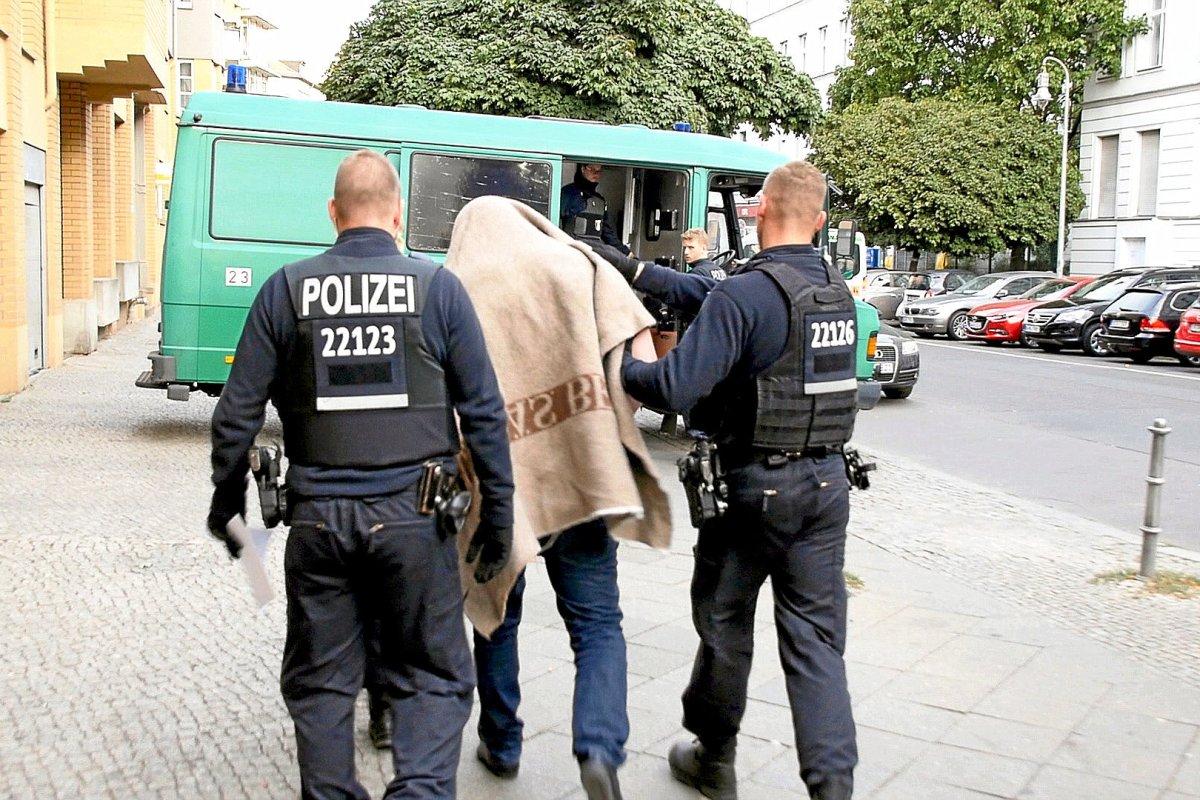 Berliner Polizei von Clans unterwandert? Staatsanwaltschaft ermittelt