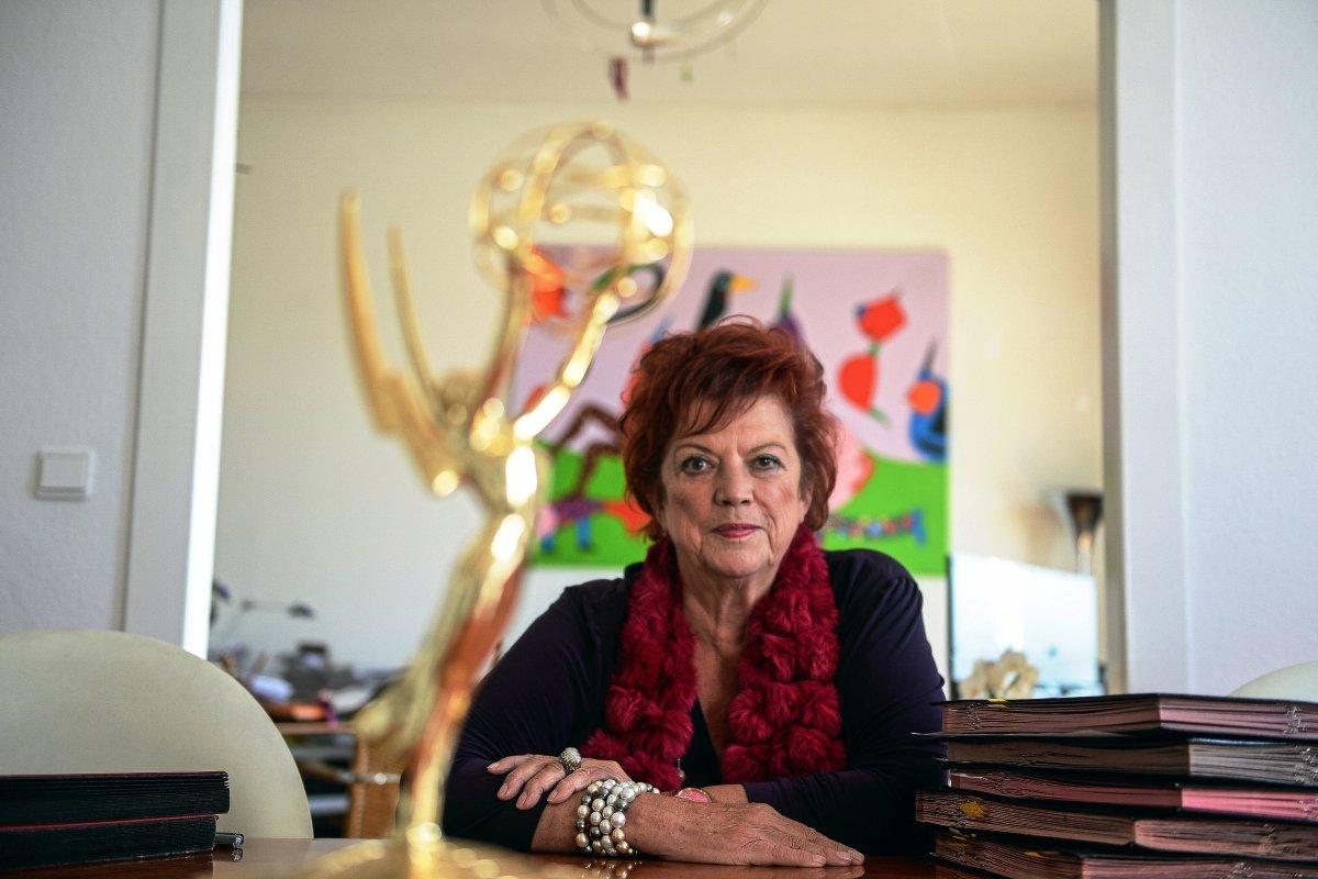 Regina Ziegler, die Prinzipalin des deutschen Films, wird 75