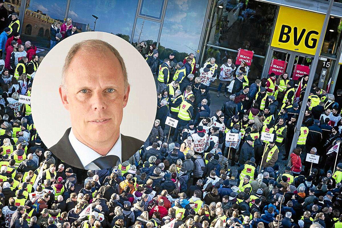 Warnstreik bei der BVG: Die Zeche zahlt der Fahrgast