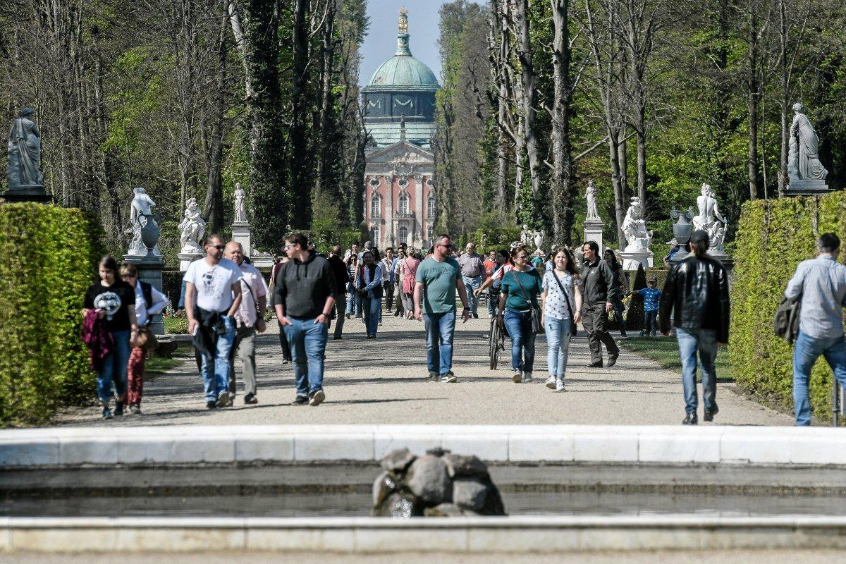 Klimaschäden in Parks sollen bundesweit erfasst werden