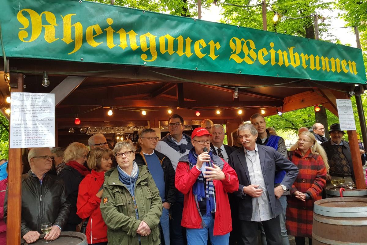 weinfest rüdesheimer platz 2020