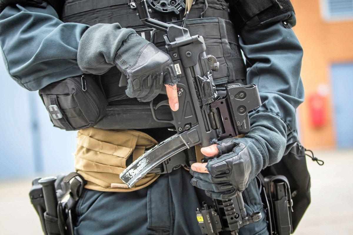 Razzia in Berlin: Polizei findet kiloweise Drogen, Bargeld und Goldbarren