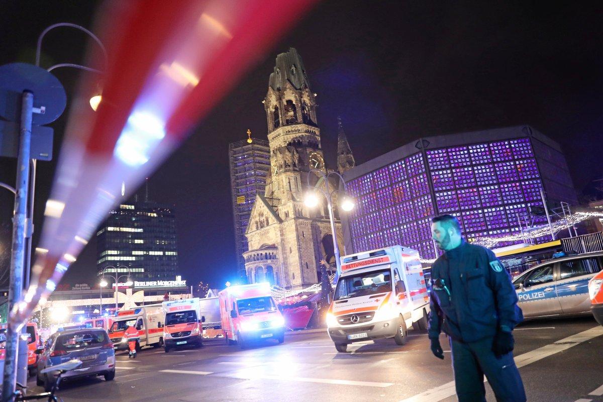 Berlin-Attentäter Anis Amri - Polizei observierte lieber Rigaer 94