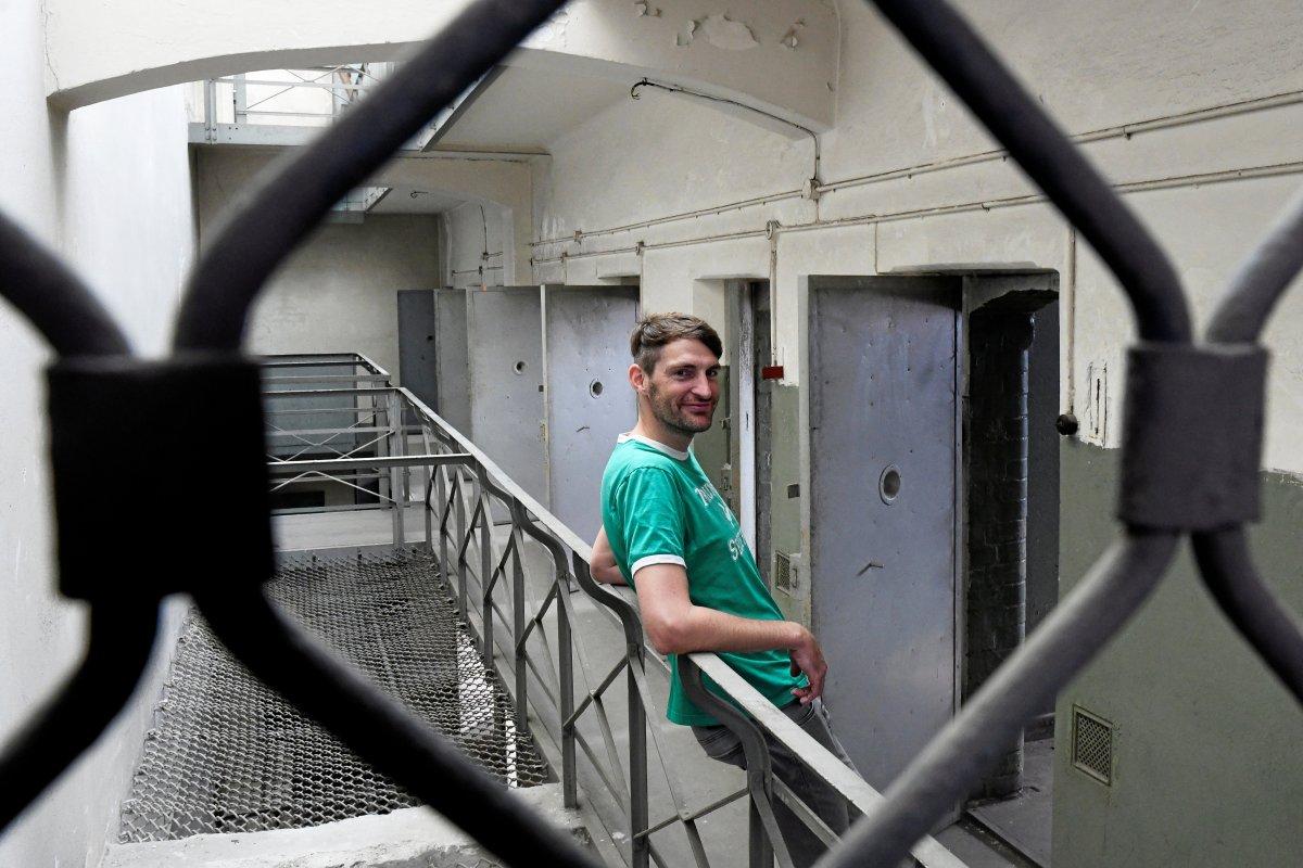 Auf Spurensuche im preußischen Gefängnis