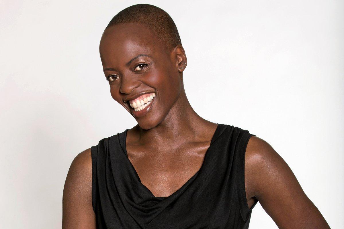 """Florence Kasumba: """"Wichtig, dass man sich selbst erkennen kann"""""""