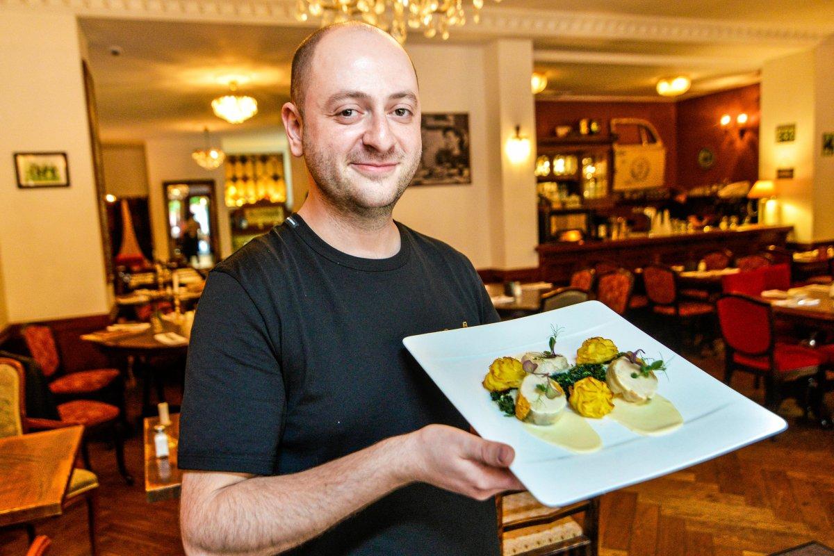 Die Neuentdeckung des kulinarischen Israel in Pankow