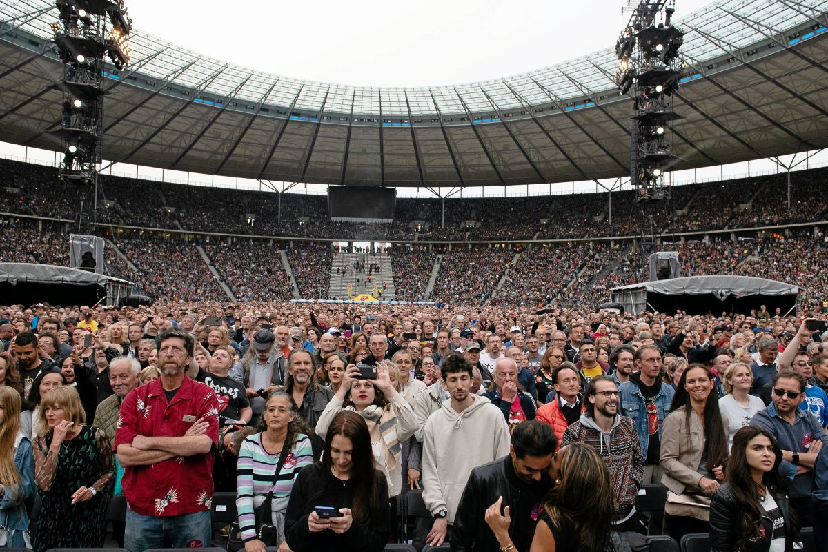 Olympiastadion bekommt kostenloses WLan