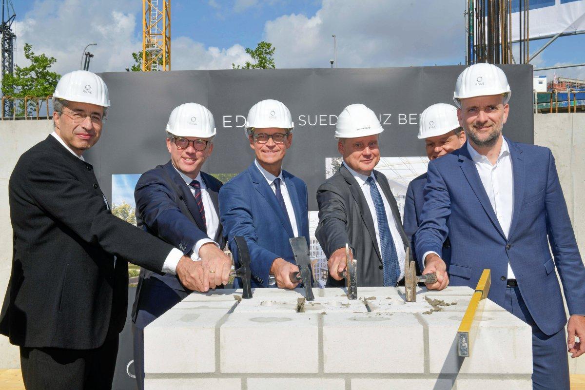 Vattenfall bekommt neue Zentrale am Südkreuz