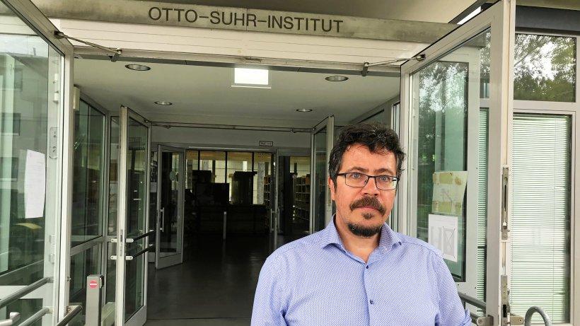 """Zum 125. Geburtstag von Otto Suhr - Bernd Ladwig vom OSI der FU Berlin """"""""Wir forschen nicht im Geiste Otto Suhrs"""""""