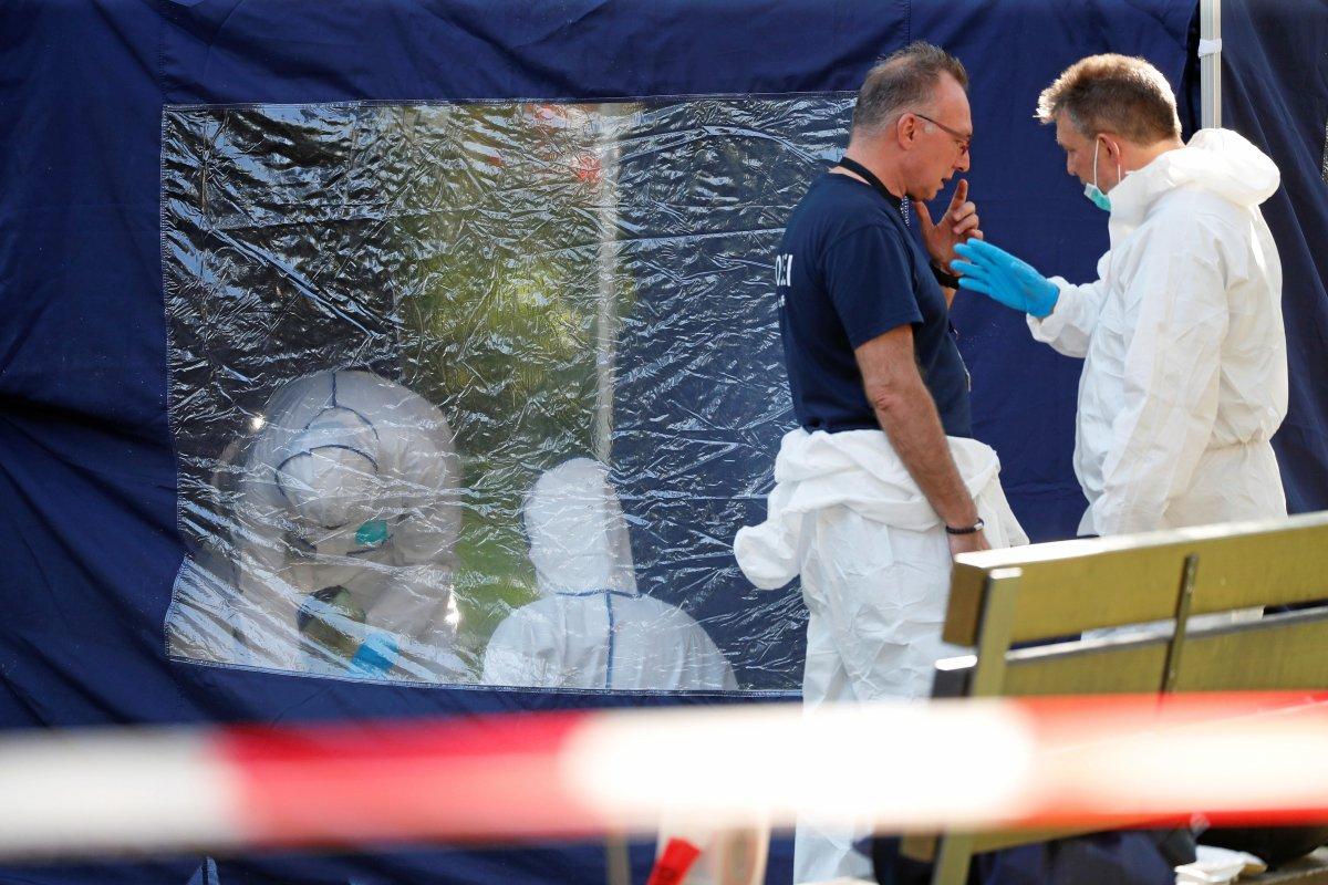 Mann in Moabit erschossen: Behörden vermuten Auftragsmord