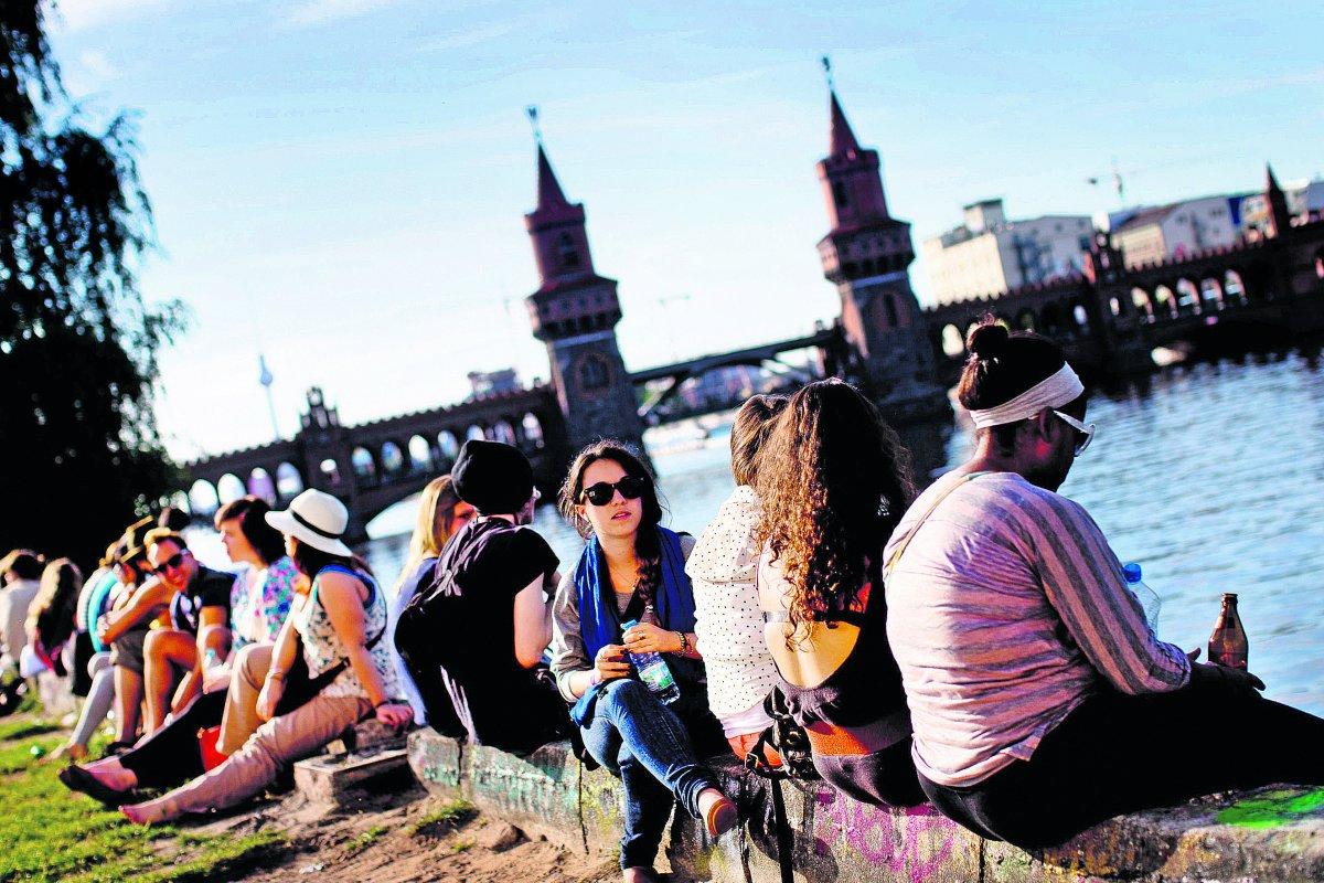 Urlaub in Berlin: Linke wollen weniger Touristen