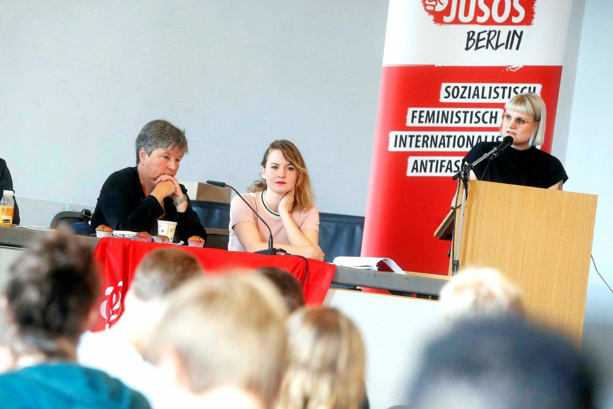 Jusos fordern Neubau in Buch und Tempelhof