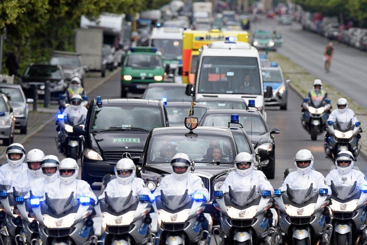 Staatsbesuche sorgen für Verkehrsbehinderungen