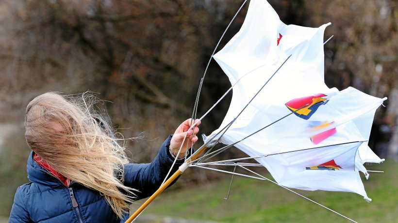 Wettervorhersage: Amtliche Warnung vor Sturmböen in Berlin