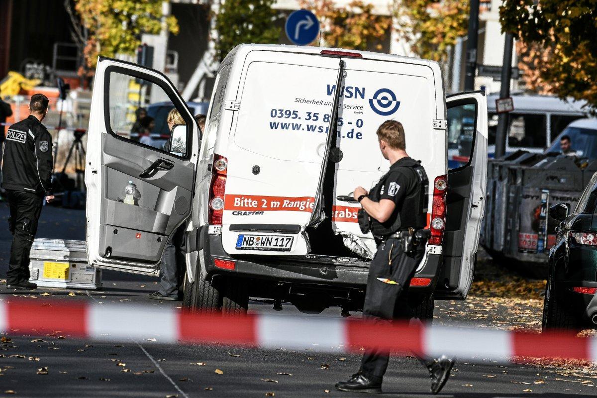 Überfall auf Geldtransporter am Alexanderplatz: Prozess startet