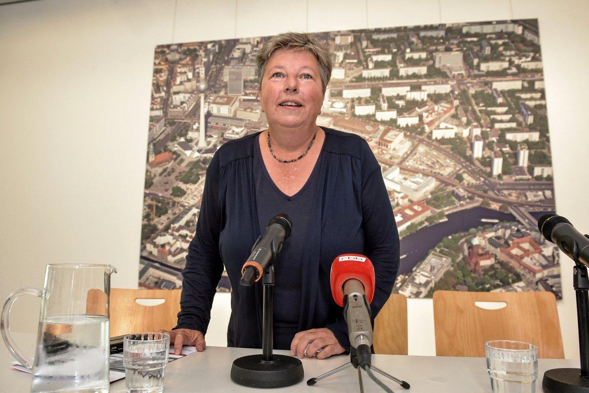"""Katrin Lompscher: """"Manche Investoren vergraule ich gerne"""""""