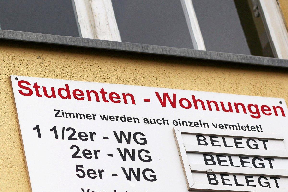 Studenten WG in Berlin: So teuer werden Zimmer