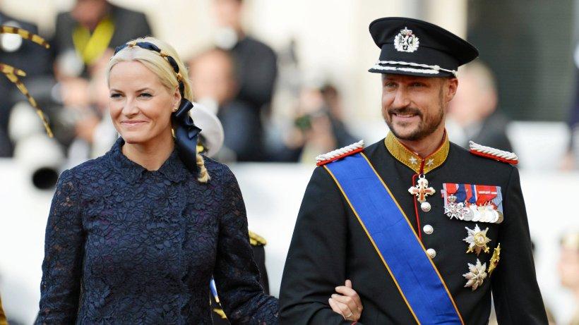 Royaler Besuch: Mette-Marit und Haakon von Norwegen auf Deutschland-Besuch