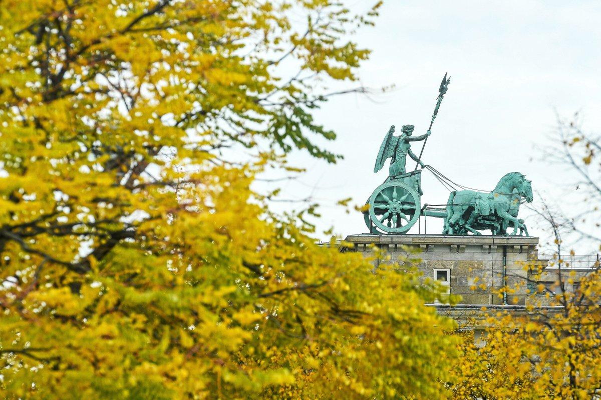 Wetter in Berlin: Sonne satt, doch dann stürzen die Temperaturen ab