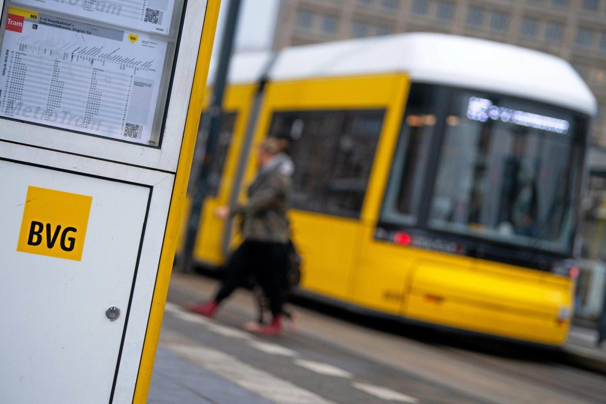 BVG: Tramlinien in Moabit und am Ostkreuz droht Verzögerung