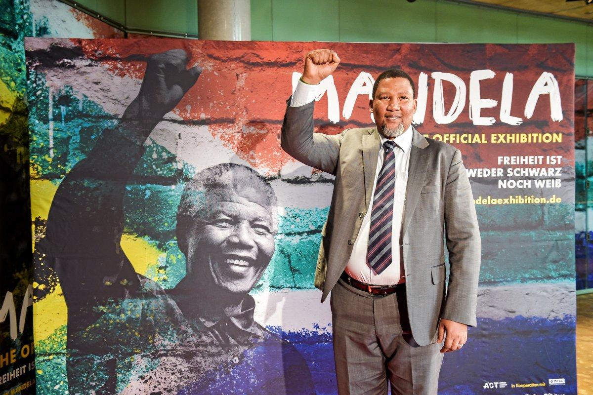 """Mandela-Ausstellung: """"Sein Traum wird niemals sterben"""""""