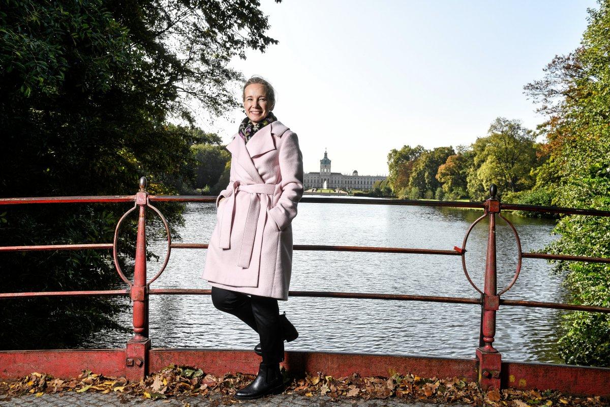 Musikhochschule Hanns Eisler in Berlin: Ein Spaziergang mit Rektorin Sarah Wedl-Wilson