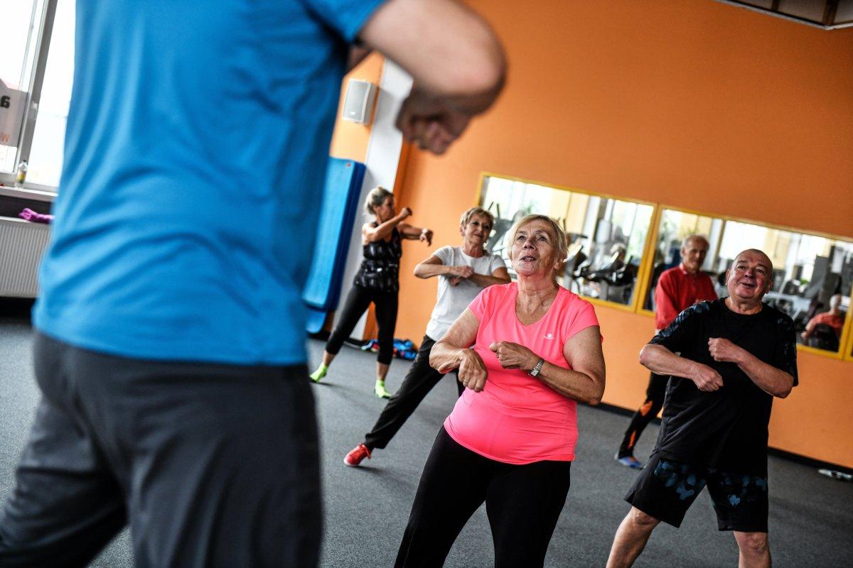 Senioren-Sport im Trend: Für Fitness ist es nie zu spät