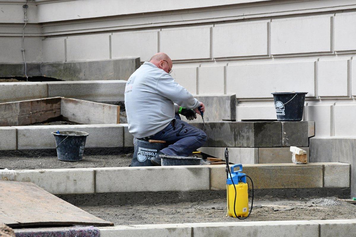 Mietendeckel in Berlin sorgt für weniger Aufträge bei Handwerk und Bauindustrie