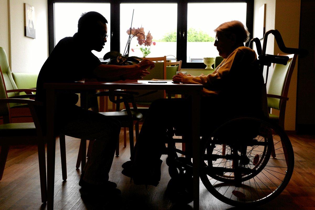 6,3 Millionen Euro Schaden: Pflegebetrüger verhaftet